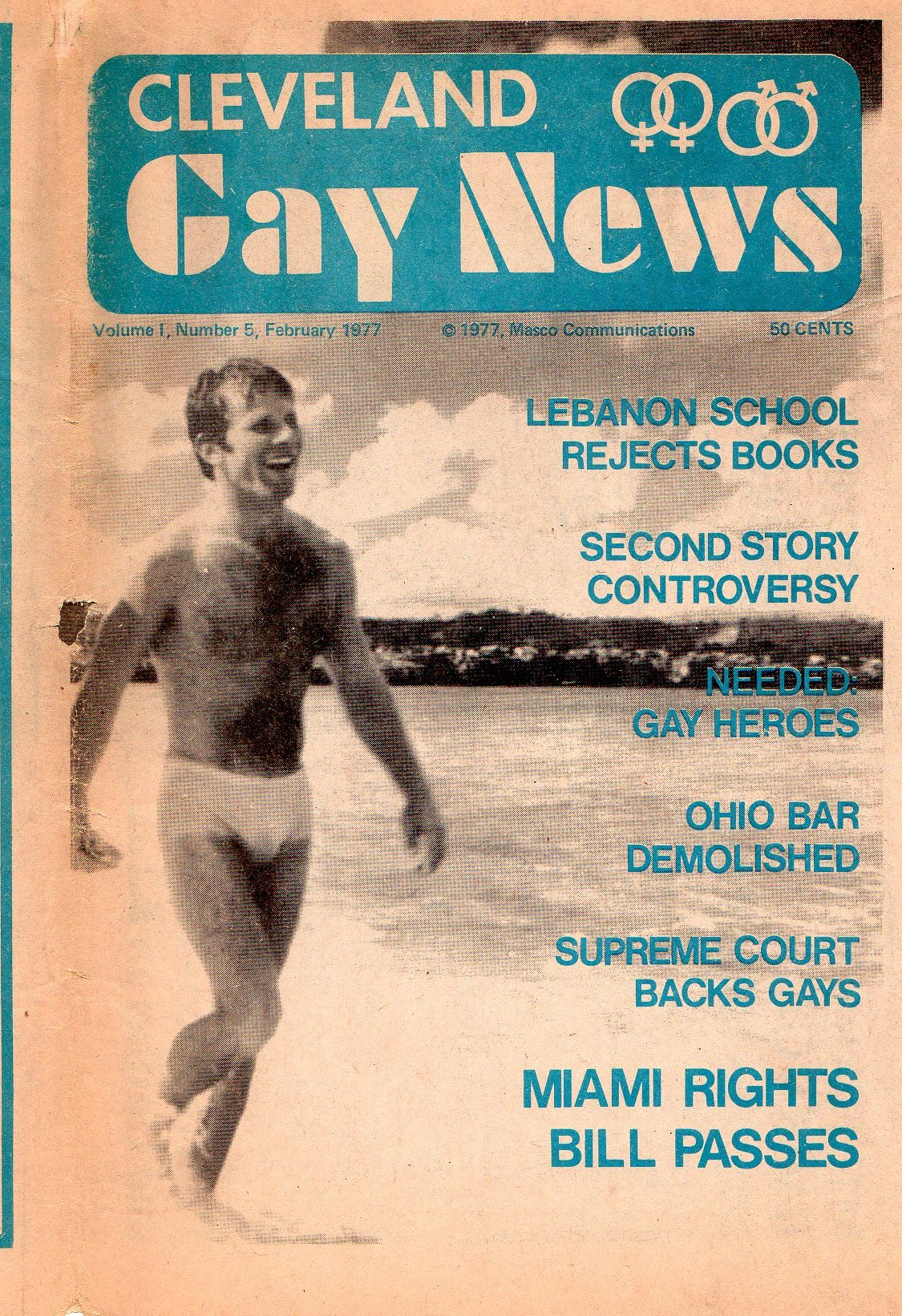 gay hero gaynewspapercover feb77 See Jessica Alba Sex Video Here!