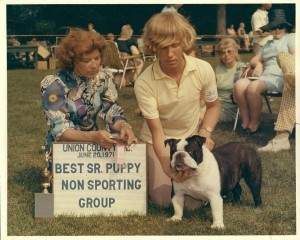 BULLDOG Show 1971