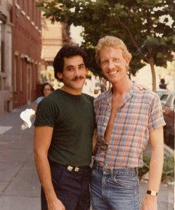 GAY PRIDE June 1981 US on street CROPD
